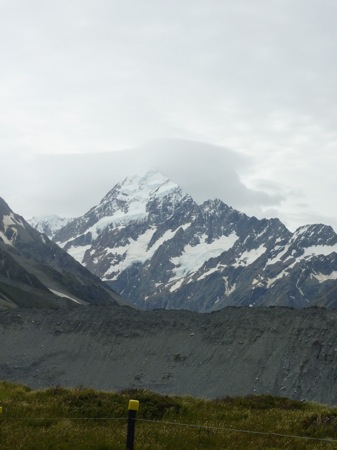 Mount Cook (Aoraki), New Zealand's highest peak
