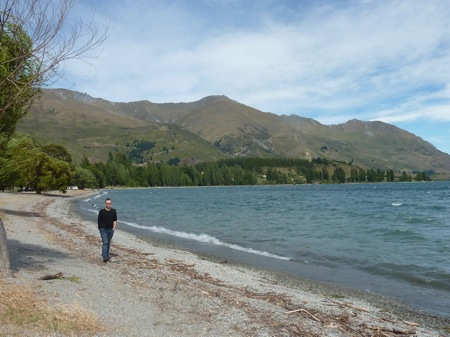 Lake Wanaka, New Years Day